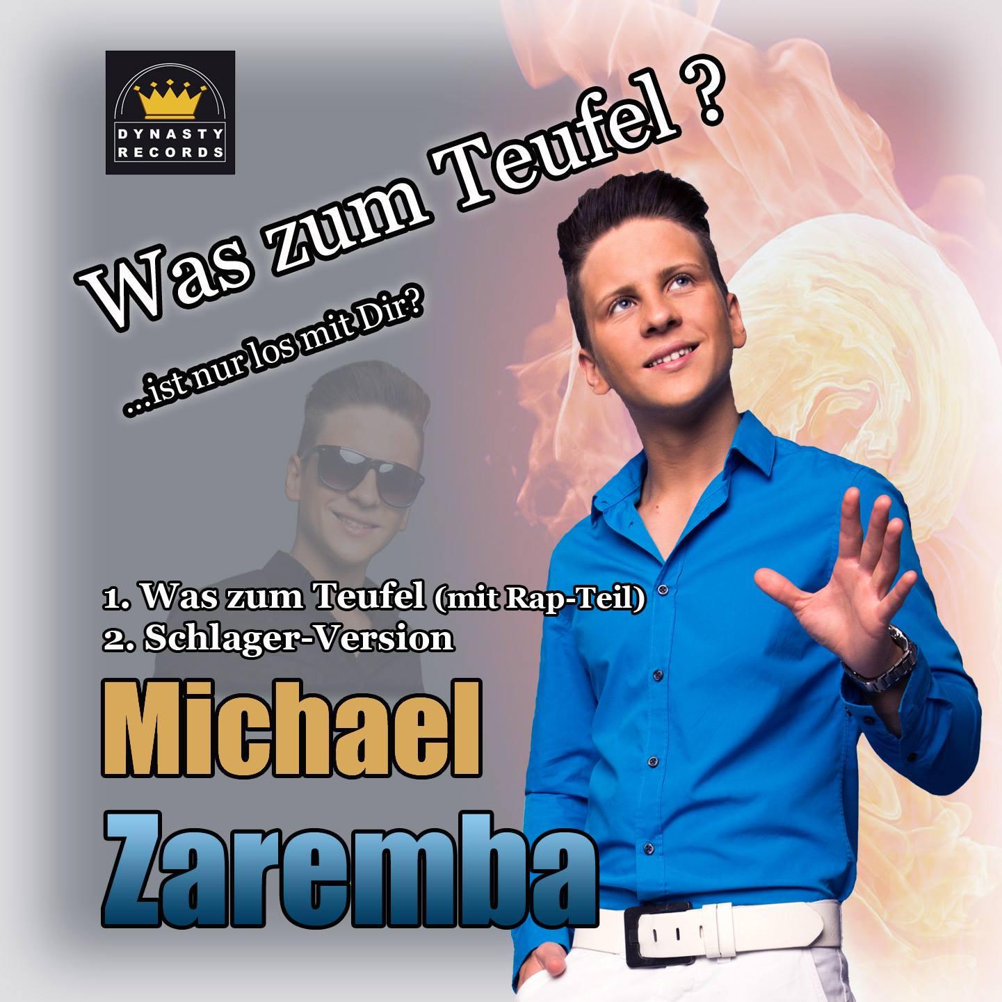 Michael Zaremba Was zum Teufel